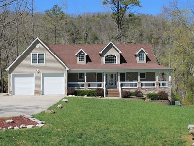 Photo for Luxury Lakefront Five Bedroom/4.5 Bath Home