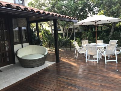 Photo for Excellent house in closed condominium with total security, concierge 24h, 4 suites
