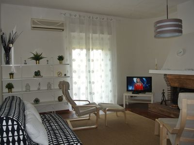 Photo for Archi apartment 2 rooms plus services is on the mezzanine floor there are two flights of stairs there is a magnificent view of Etna from the balcony.