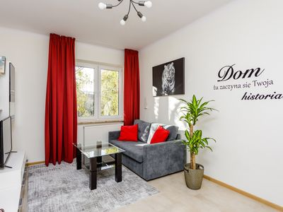 Photo for Downtown SkyBlue Apartment - Guests rate description and photos as very accurate