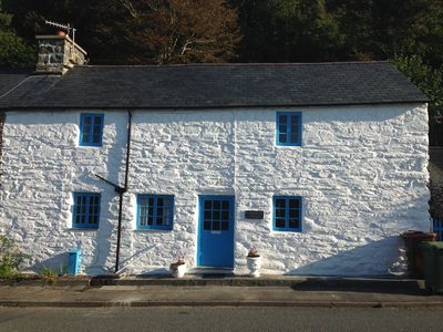 Photo for Carefully modernised traditional Welsh cottage