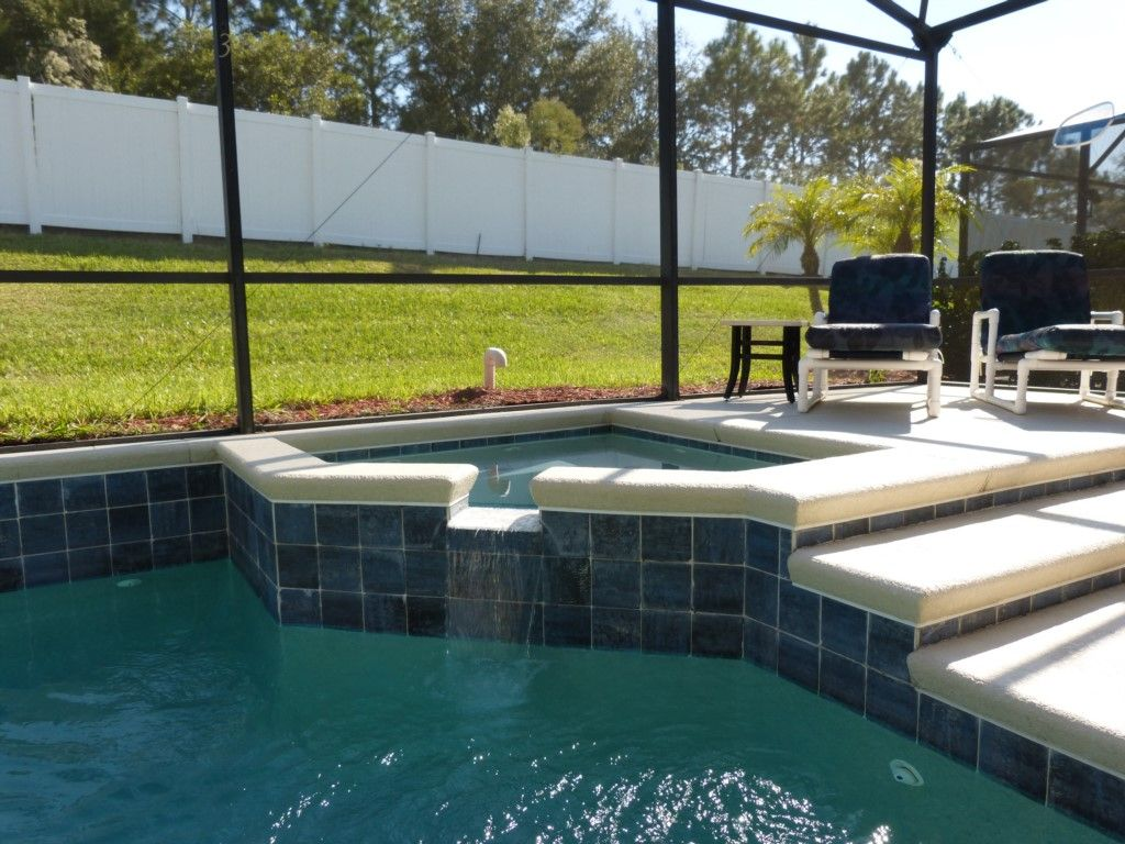 Pool Home In Windsor Palms Kissimmee Disney Florida