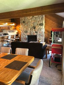 Photo for Updated 3BR 2.5BA Condo right on the ski hills at Shanty Summit.