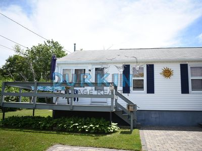 Photo for Affordable Duplex, Close to Beach, Spacious Deck