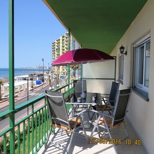 Photo for Ref: 237 - Olimpo 1 apartment, 2nd floor, facing the beach with pool