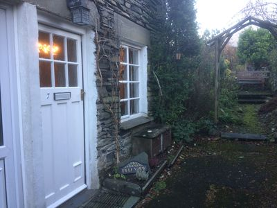 Photo for Traditional 2 bed Lakeland cottage in the heart of Ambleside