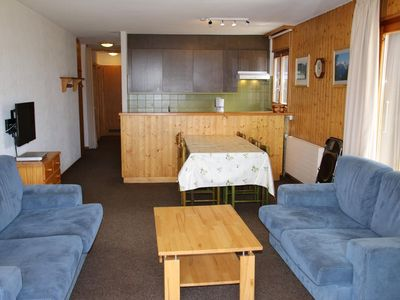 Photo for 2* - 3-bedroom apartment for 7 people located at about 800m from the lift in a calm and sunny enviro