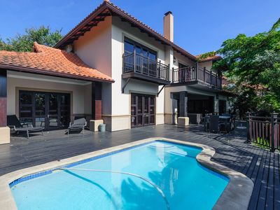 Photo for Luxury house in the Zimbali Forest