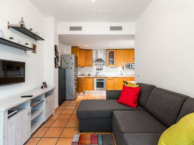 Photo for Pacheco. 2 bedrooms in Macarena