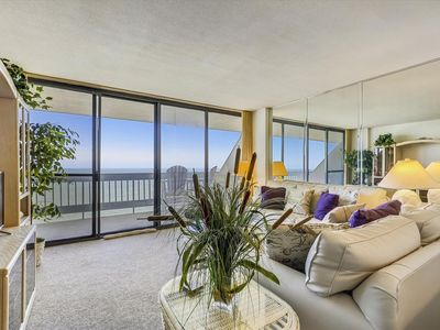 Photo for Watch Sunrises from the Living Room & Sunsets from the Bedrooms!