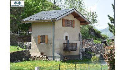 Photo for Charming and warm village house for 4 to 6 people