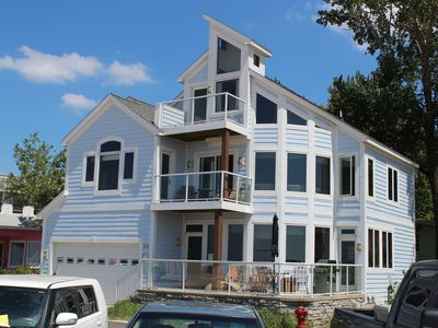 Photo for Luxury 4 Bedroom House on North Beach: Memorial Weekend Aug 17-24, 24-30 Open!