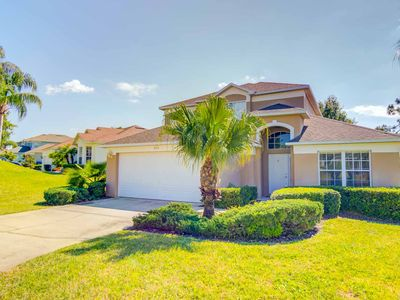 Photo for Heatable Pool – Golf Course Views – 2 Lounges W/TV – Games Room – Southern Dunes