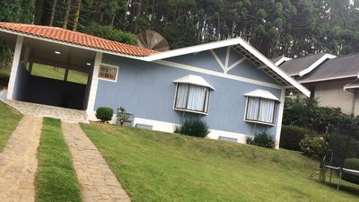 Photo for House in Campos do Jordão 4 km from the tourist center in an excellent neighborhood !!!