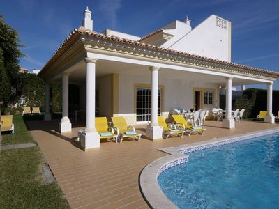 Photo for Villa Estrelicia. Top Quality, Very Private, Luxury Villa, Full Air Conditioning, Large, Very Privat