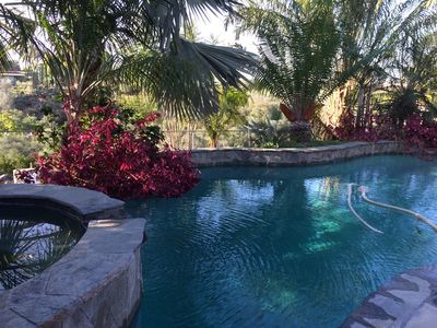 Photo for Tropical Retreat W/ Pool And Spa