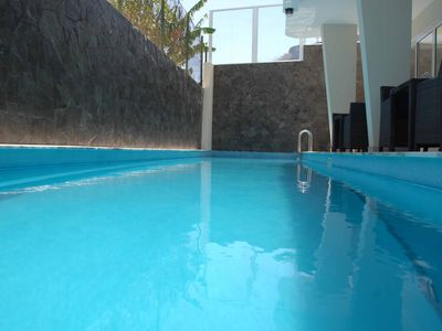 Photo for Outstanding 4 * Hotel overlooking the city, the marina and Mindelo Bay