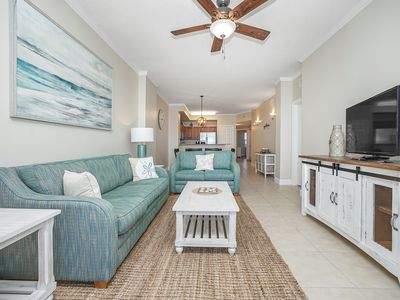 Photo for Beautiful Gulf Sunrise & Sunset Views, Newly Renovated With Large Bunk Room.