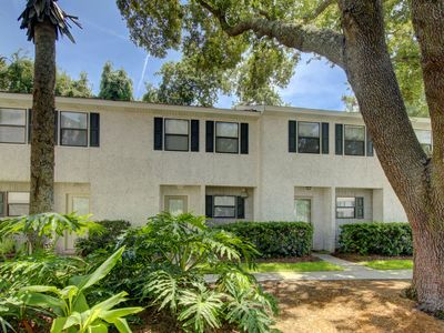 Photo for Island Getaway- 2 bedroom townhouse just minutes to the beach...