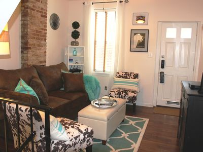 Photo for Bmore@Home in Historic Federal Hill- Beautiful furnished 2 BR Whole House Rental