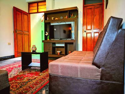 """Photo for Full apartment """"GLEE"""" equipped & spacius TO CUSCO"""