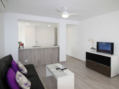 Photo for Apartment Maria Cristina in Benidorm - 3 persons, 1 bedrooms