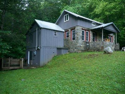 Photo for Grandpa Jake's Cabin in the Smoky Mountains of North Carolina