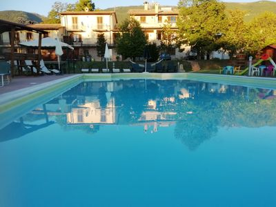 Photo for 1BR Apartment Vacation Rental in assisi, Umbria