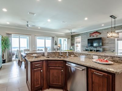 Photo for NEW Shore Thang 2- Orange Beach BEACH FRONT Home PRIVATE POOL & BEACH WALKWAY