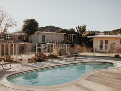 Photo for Cactus Moon Retreat - Private Yoga Studio, Private Pool, Fire pit, BBQ and more!