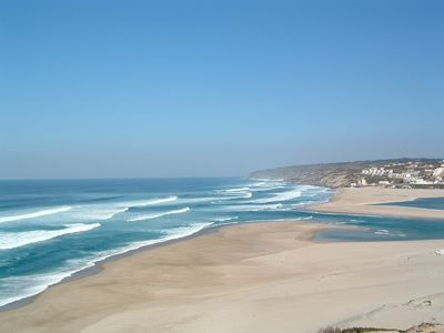 Photo for Lovely Silver Coast 2 Bed Apartment with Sea View-Praia D'El Rey