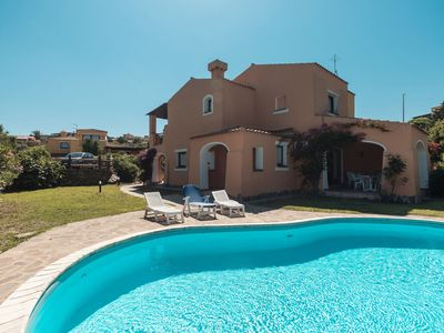 Photo for Generous with a lot of privacy - Villa Elisa