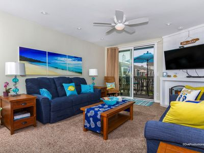 Photo for Penthouse, 2 master suites, Ocean Views! Beach Luxury!
