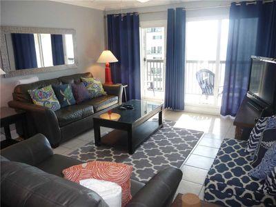 Photo for Pinnacle Port Vacation Rentals-B1 Tower 1 bdrm. condo