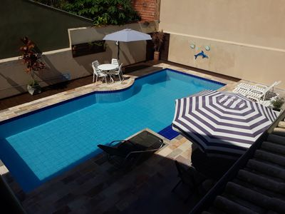 Photo for Beautiful house in Prainha. Caioba. book now your vacation ... 4 suites air cond ..