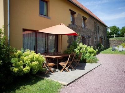 Photo for Gite Savigny (Manche), 4 bedrooms, 10 persons