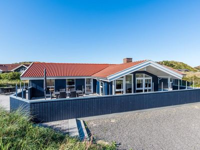 Photo for 8 person holiday home on a holiday park in Henne