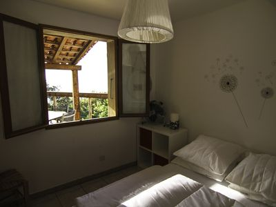 Photo for Quiet apartment, terrace and panoramic views