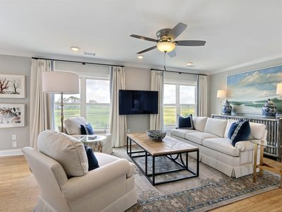 Photo for Tybee Luxury Apartment with Water Views