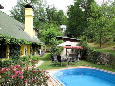 Photo for Vacation home Haus Karasova III  in Hluboka nad Vltavou, Bohemian Forest - 10 persons, 3 bedrooms