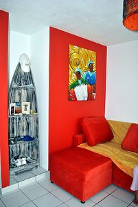 Photo for 1BR Apartment Vacation Rental in Les Trois Ilets, 972