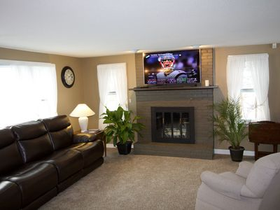 Photo for BEAUTIFUL, SPACIOUS, COZY HOUSE!!  JUST MINUTES TO THE CENTER OF NORTH CONWAY
