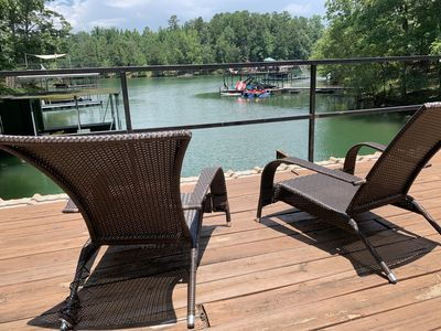 Photo for Charming Waterfront Lake Lodge in the Heart of Gainesville