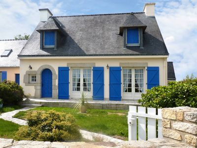 Photo for Vacation home Les Camélias  in Locmariaquer, Morbihan - 5 persons, 3 bedrooms