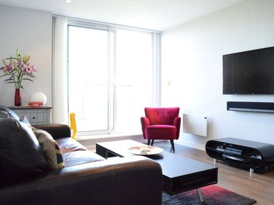 Photo for East London 2 Bed Flat With Balcony