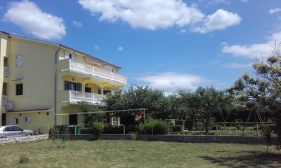 Photo for Holiday apartment with barbecue and children's playground