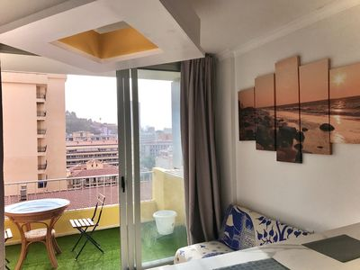 Photo for Apartment with Teide views by the beach