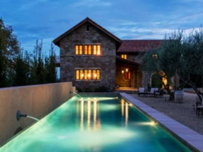 Photo for NEW!! Beautiful Tuscan Estate Nestled in the Hills of Wine Country