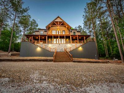 Photo for NEW ULTRA LUXURY CABIN! 6Bed/6Bath/Game Room/Sleeps20