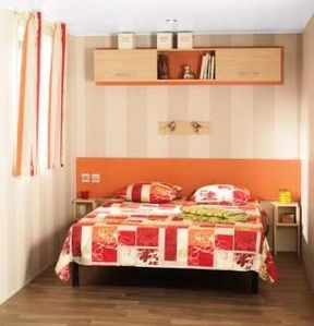 Photo for Camping Durance Lubéron **** - Mobile home Mercure 3 rooms 4/6 people